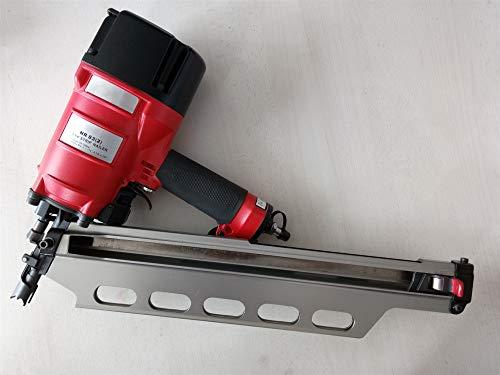 Whirlwind USA Framing Nailer WHFN2190 21 Degree Ergonomic Lightweight Pneumatic Nail Gun