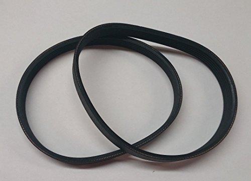 2 After Market Replacement Belts Delta 22-540 12 Planer Type 1&2 drive belt 22-546 135J6