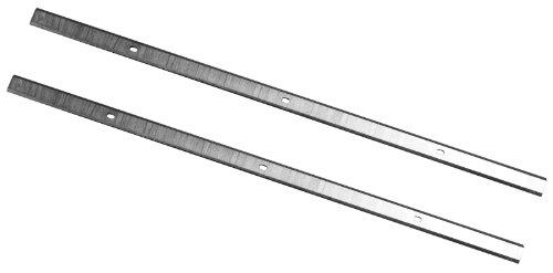 POWERTEC 128041 12-Inch HSS Planer Knives for Craftsman 21722 Set of 2