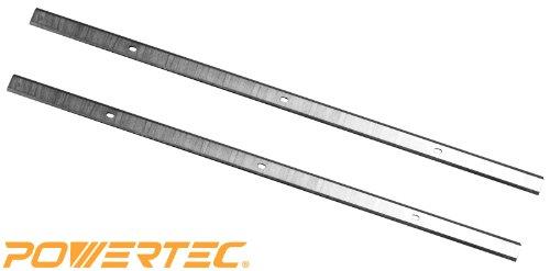POWERTEC HSS Planer Blades for 12  Planer 12 x 1532 x 116