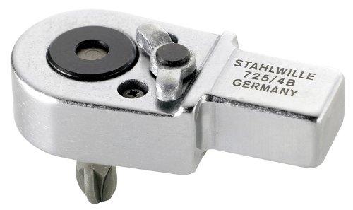 Stahlwille 725B-4 Bit Ratchet Insert Tool 14 Inside Hexagon 14mm Height 22mm Width Size 4
