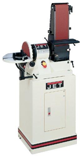 JET 708597K JSG-96CS 9-Inch6-Inch 34 Horsepower BeltDisc Sander 115-Volt 1 Phase
