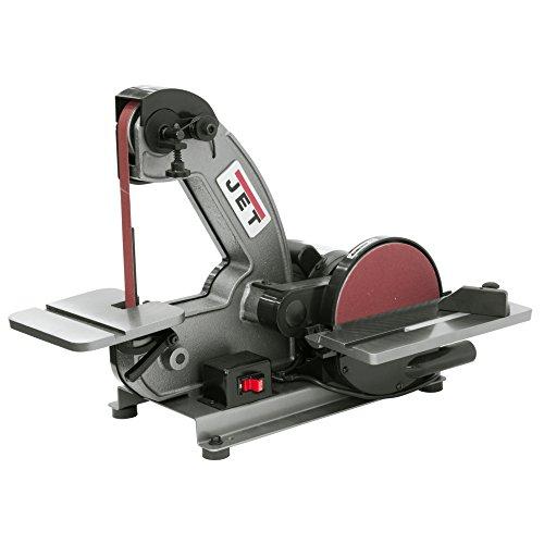 Jet Tools - J-4002 1 x 42 Bench Belt and Disc Sander 577003