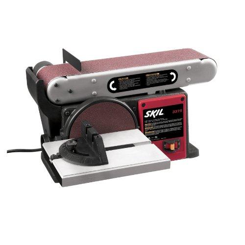 Skil 4-Amp Belt  Disc Sander 3375-01