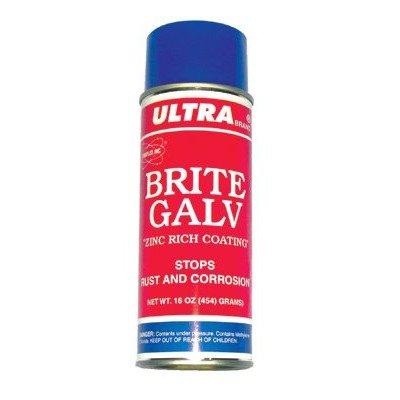 Dynaflux Ultra Brand Bright Zinc Galvanizing - dy df305-16 brite galv 16 ozdyna-flux