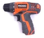 Ridgid R82005 12v Lithium-ion Cordless Drill Bare Tool Only