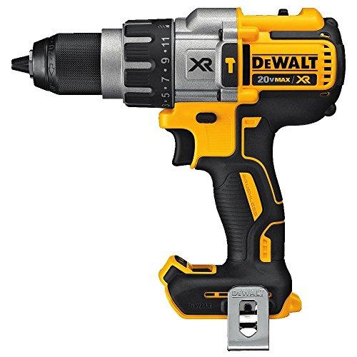 DEWALT DCK299P2  20V MAX XR Lithium Ion Brushless Premium Hammerdrill Impact Driver Combo Kit 50 Ah