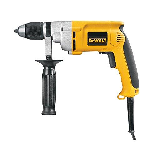 DEWALT Corded Drill with Keyless Chuck 78-Amp12-Inch DW246
