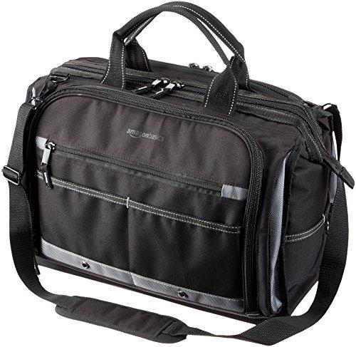 AmazonBasics Electrician 50 Pocket Tool Bag