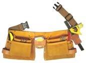 11-Pocket Professional Carpenter Apron