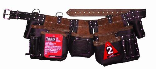 Task Tools T77350 Master Carpenters Apron 12-Pocket