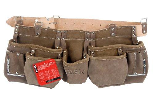 Task Tools T77355 Master Carpenters Apron 11-Pocket