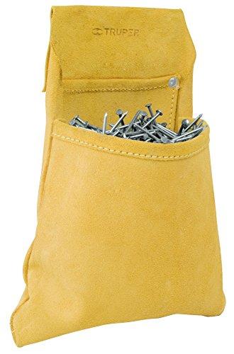 TRUPER POR-CLA 2-Pocket Nail Pouch 11 34X9 30X23Cm