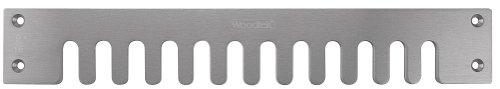 Woodtek 122483 Portable Power Tool Accessories Dovetail Jigs 916 Aluminum Template