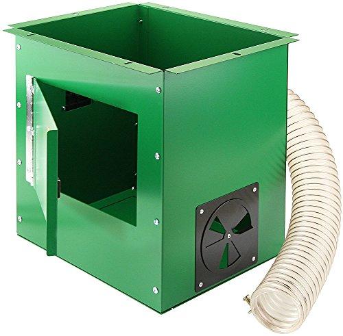Woodtek 166832 Portable Power Tool Accessories Routers Trimmers Woodtek Router Lift Dust Shroud