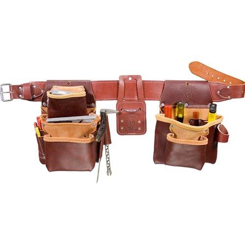 Occidental Leather 5078M Medium Pro Carpenters Belt Package