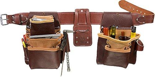 Occidental Leather 5078XXXL XXXL Pro Carpenters Belt Package