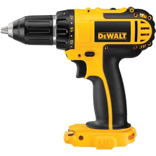 DEWALT Bare-Tool DCD760B  12-Inch  18-Volt Cordless Compact DrillDriver