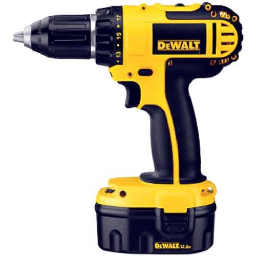 DEWALT DC730KA Cordless 144-Volt Compact DrillDriver
