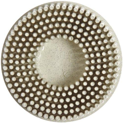 Scotch-BriteTM RolocTM Bristle Disc Ceramic 25000 rpm 2 Diameter 120 Grit White Pack of 10