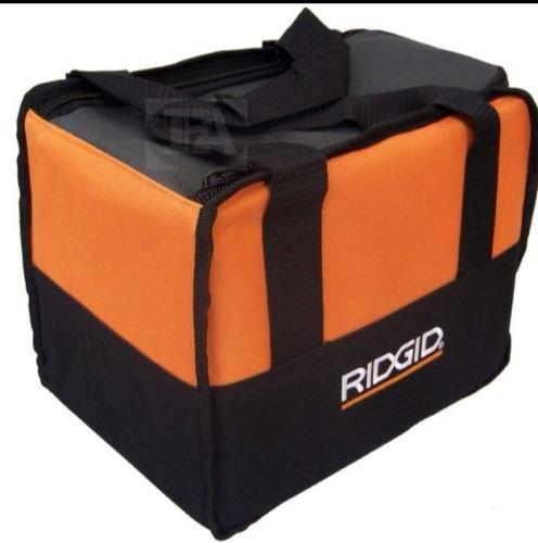 Ridgid Heavy Duty DrillImpact Driver Tool Bag 12 X 10 X 8