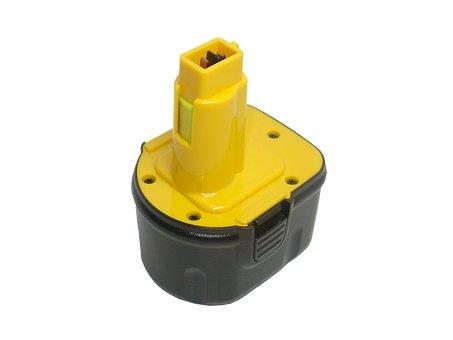 1700mAh12VNi-CdReplacement cordless drill Battery for Dewalt DW9072 DW9071