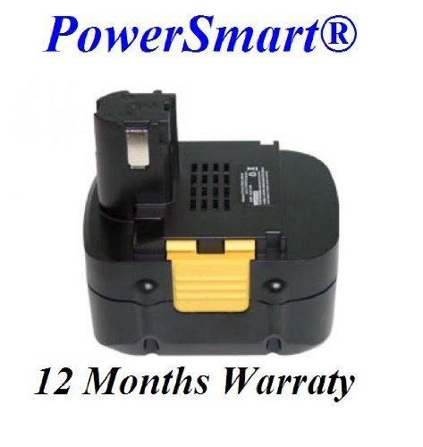 PowerSmart 156V 3000mAh Ni-MH 47Wh Cordless Drill Battery for PANASONIC EY9136 EY9136B EY9230 EY9230B EY9231 EY9231B by PowerSmart