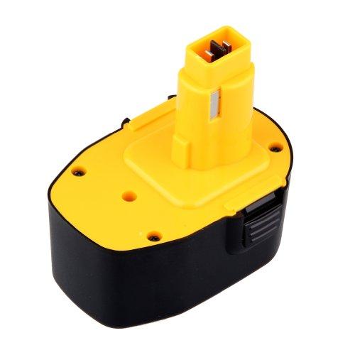 Generic 144V3000mAh Ni-MH Replacement Cordless Power Tool Drill Battery for DEWALT DC983KADC983SADC984KADC984KBDC984VADC985KADC985VA Compatible Part NumbersDEWALT DC9091 DE9038 DE9091 DE9092 DE9094 DE9502 DW9091 DW9094