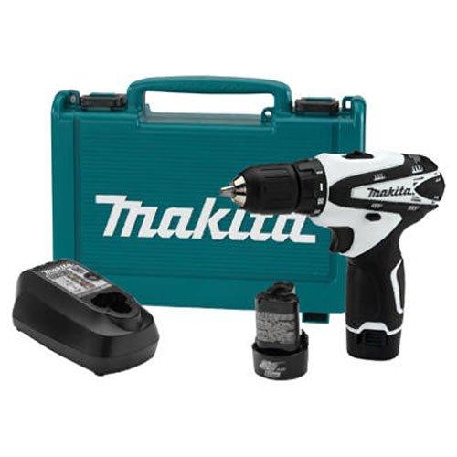 Makita FD02W 12V max Lithium-Ion Cordless 38-Inch Driver-Drill Kit