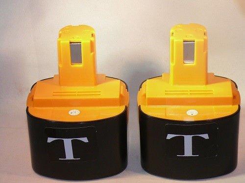 TITANÂ X2 96V 21AH cordless driverdrill Battery FOR PANASONIC EY9086B EY9182B