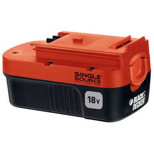 Black Decker HPB18-OPE 18-Volt Slide Pack Battery For 18-Volt Outdoor Cordless Power Tools