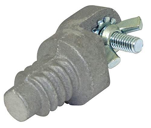 Kraft Tool Fresno Trowel Adapter Cast Aluminum - CC662 Pack of 5