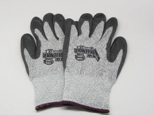 Boss Kevlar Blade Defender Wood Carving Cut Resistant Gloves Small