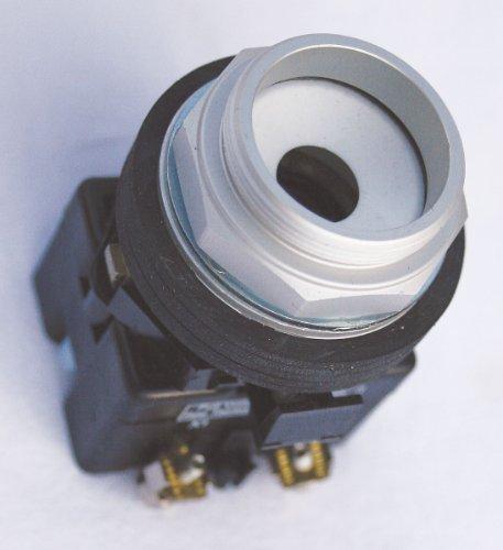 Eaton - HT8GTT1 - Pilot Light Without Lens 30mm 120VAC Voltage Lamp Type LED Terminal Connection Saddle Clamp