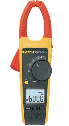 Fluke 374 True-RMS ACDC Clamp Meter 600A600V