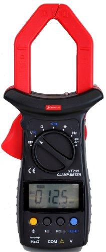 Uni-Trend UT205 Auto Ranging AC 1000 Amp Clamp Meter Back LightFreq Capacitance and Relative MeasurementSinometer OEM