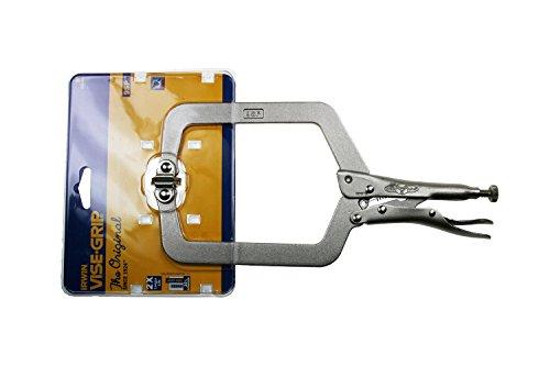 Irwin Vise-Grip 9SP Locking C-Clamp 9 Inch