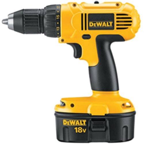 Dewalt Heavy-Duty 12 13mm 18V Cordless Compact DrillDriver Kit