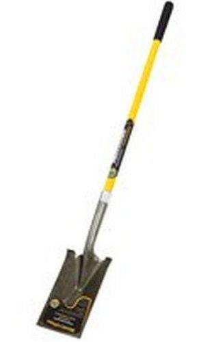 Mintcraft PRO 38468 Long Handle Fiberglass Garden Spade