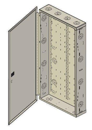 Benner-Nawman 14284-MMH Structured Wiring Cabinets 14-14-Inch X 28-Inch X 4-Inch White by Benner-Nawman Inc