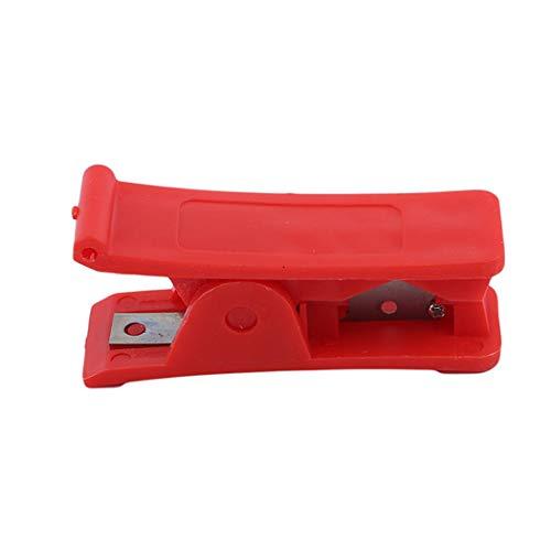 ZALING Tube Scissors ABS Nylon Tube Pipe Hose Cutter Cut Up Scissors