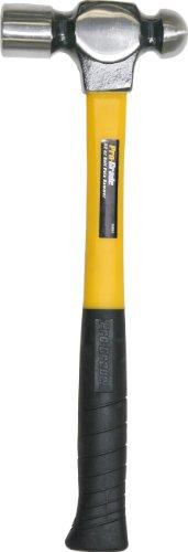 Pro-Grade 15632 32-Ounce Ball Pein Hammer with Fiberglass Handle