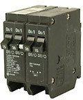 Eaton Cutler-Hammer Type BR 2 x 30-Amp  2 x 20 Amp Quad Circuit Breaker BQC220230