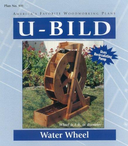U-Bild 891 Water Wheel Project Plan