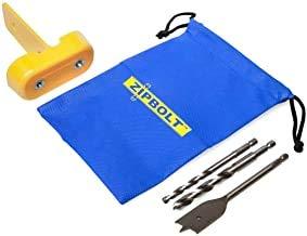 Zipbolt 40260 Railbolt Drill Guide Woodworking Project Kit