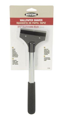 Hyde Tools 33100 3-14-Inch Foam Grip Wallpaper Shaver