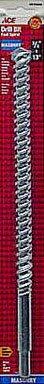 Ace Fast Spiral Rotary Masonry Drill Bit 01-14051