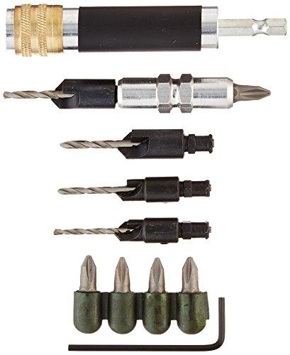 Disston 00045 Quick Change Drill Drive Set 10 Piece