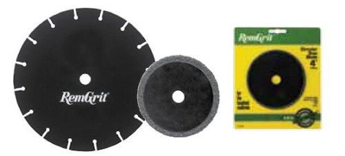 Disston E0206228 3-Inch RemGrit Carbide Grit Circular Saw Blades Coarse Grit 76mm
