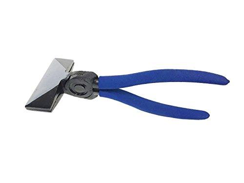 8 Flat Jaw Wide Bill Welding Pliers